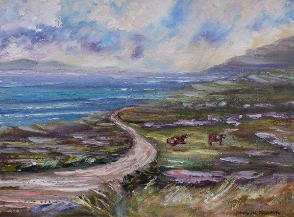 The Winding Burren