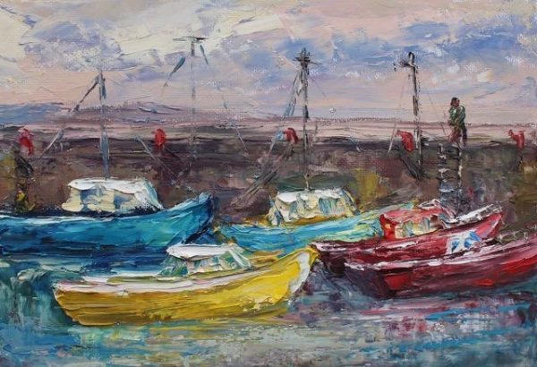 Liscannor Boats