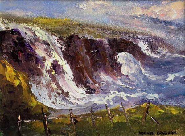 Atlantic Power Doolin Painting