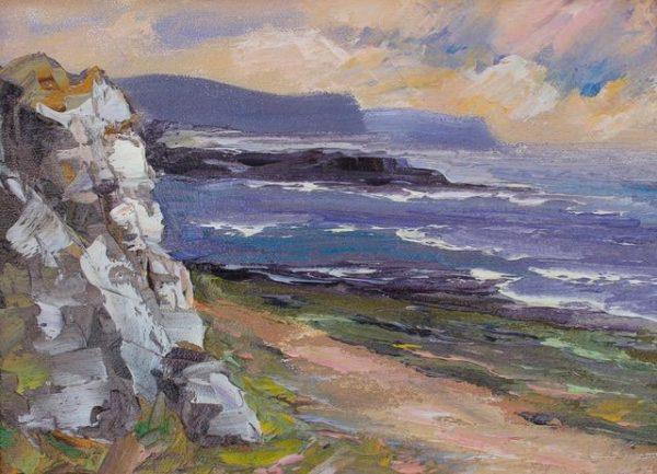Ballyreen Painting