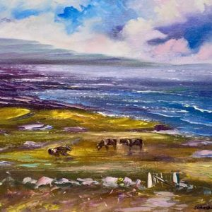 Fanore Morning Painting
