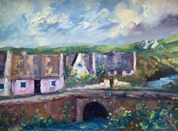 Fisher St Doolin Painting