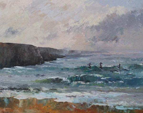 Lahinch Surfers