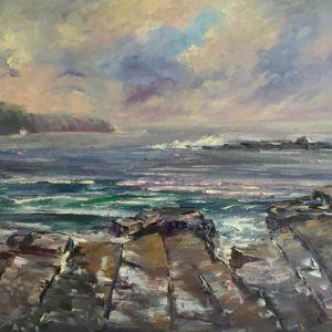 Doolin Painting