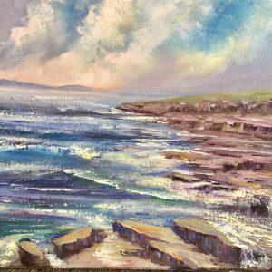 Doolin Slabs Painting