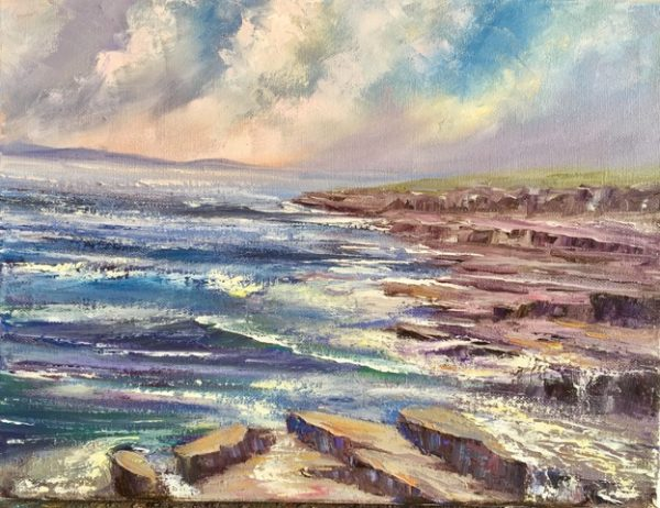 Doolin Slabs Painting
