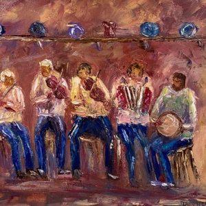 Ceoltoiri Painting